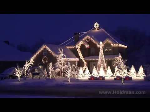 best christmas lights display hdflv