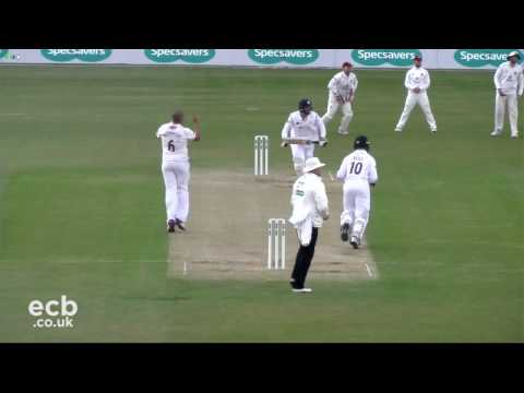DAY ONE: Derbyshire vs Northamptonshire: Specsavers County Championship 2017