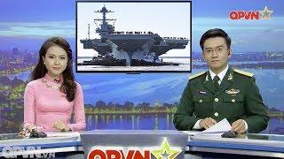 Bí ẩn Tàu Sân Bay Liêu Ninh Trung Quốc mất tích ở Biển Đông Mỹ cảnh báo VN sự thật...
