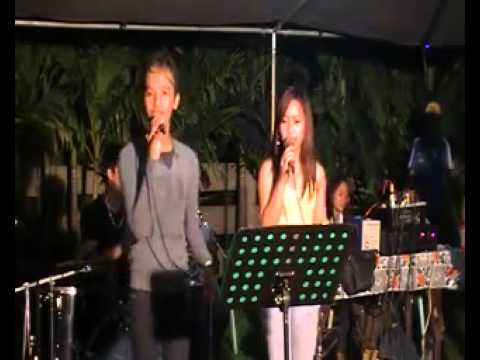 GSM BLUE (Ilocano Song) by STA. ROSA BAND