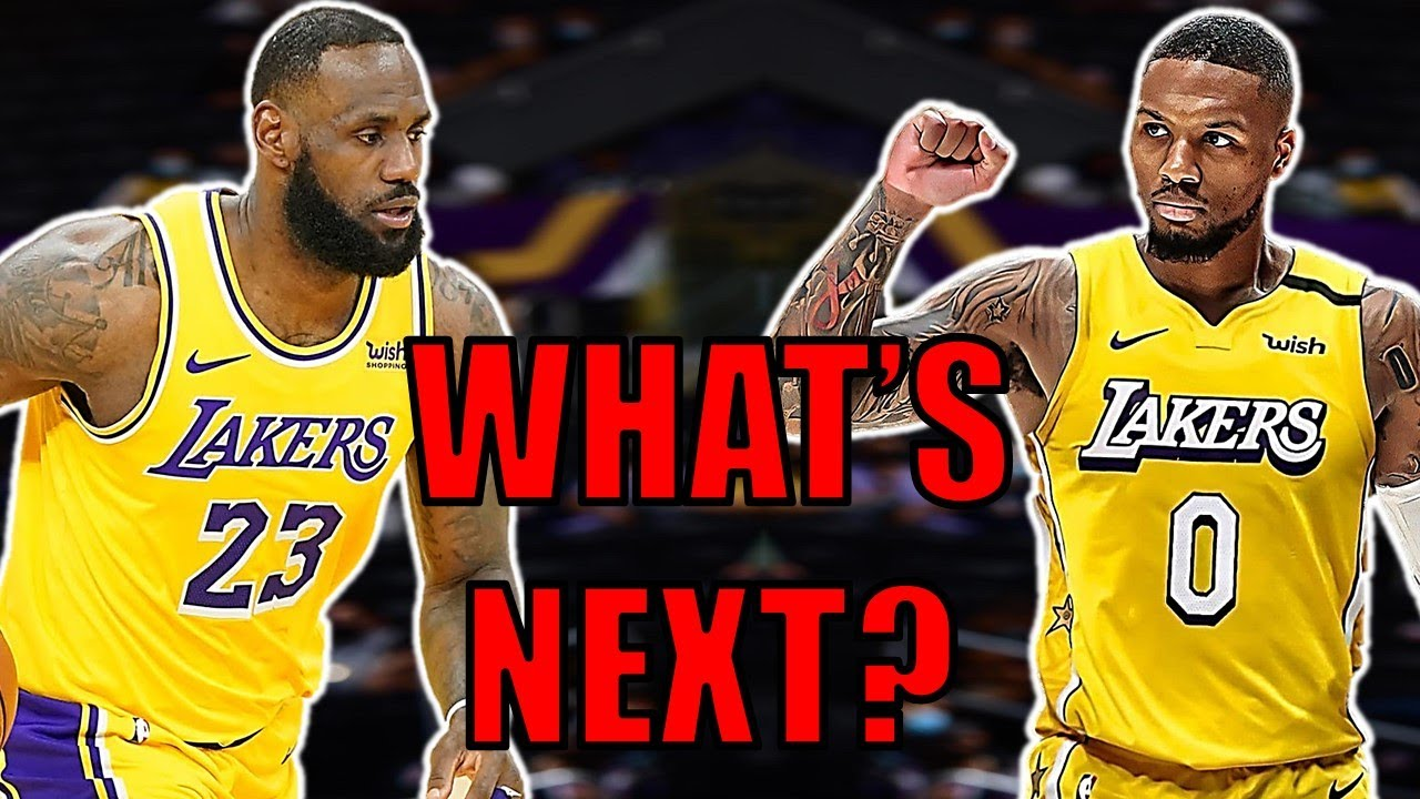 What's Next for the Los Angeles Lakers? | Trade for a 3rd Star?