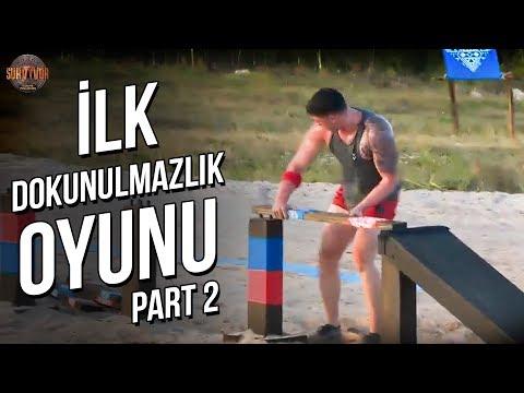 Dokunulmazlık Oyunu 2.Part | 1.Bölüm | Survivor Türkiye