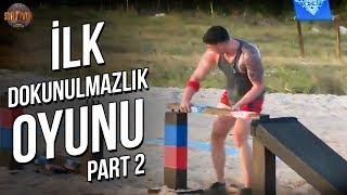 Dokunulmazlık Oyunu 2.Part   1.Bölüm   Survivor Türkiye - Yunanistan