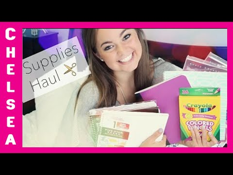 back-to-school:-supplies-haul