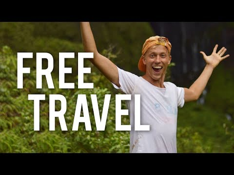 HOW TO TRAVEL & BACKPACK THE WORLD FOR FREE! TIPS & TRICKS