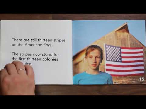 The American Flag | Kids Books Read Aloud