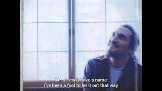 A Name - John Frusciante (Lyrics video)