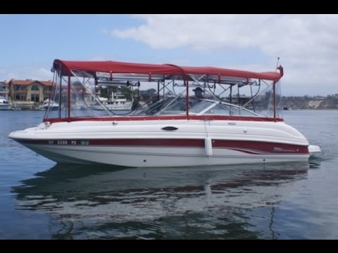 Chaparral 233 Sunesta Deckboat by South Mountain Yachts