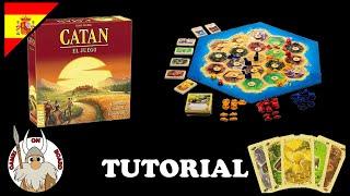 Cómo jugar a Los Colonos de Catan (Novatos y Expertos) (Español)-Games On Board-