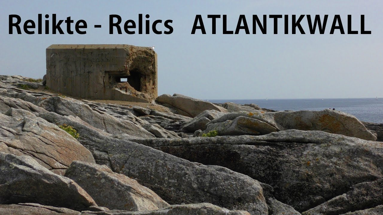 Bunker Atlantikwall Karte.Relikte Atlantikwall 2 Weltkrieg Relics Atlantic Wall Ww Ii Hemmbalken Bunker Bretagne 4k