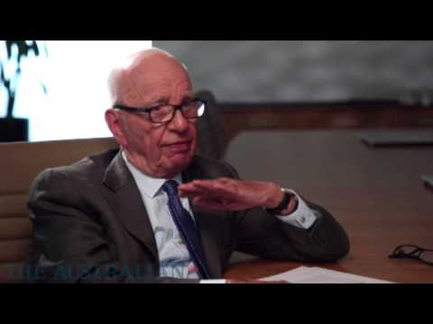 Rupert Murdoch - Full Interview