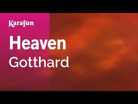 Karaoke Heaven - Gotthard *