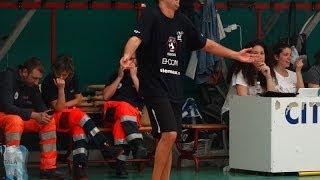 31-05-2014: intervista al tecnico Sebastiano Lo Buglio della Argentario Trento