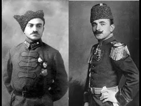 Download Էնվեր Փաշայի մասին Թուրքիայի նախագահ Թ. Էրդողանի Բաքվում արված հայտարարությունների կապակցությամբ: