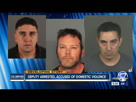 Arapahoe County deputy arrested on domestic violence charges