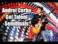 Gary Moore - Parisienne Walkways; Cover by Andrei Cerbu at ,,Romanian Got Talent""
