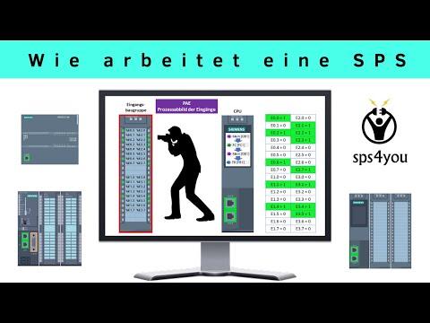 SPS programmieren lernen - Online Grundkurs (Kapitel 7.3) - Wie arbeitet eine SPS? from YouTube · Duration:  7 minutes 59 seconds