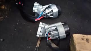видео Калина схема зажигания. Схема электропроводки Калина: новые элементы электрооборудования