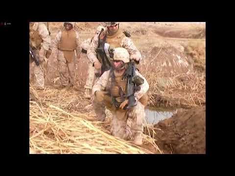 Iraq Canal Jumping