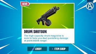 "NEW ""DRUM SHOTGUN"" in Fortnite! // 2300+ Wins // Use Code: byArteer (Fortnite Battle Royale LIVE)"