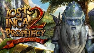 Lost Inca Prophecy 2: The Hollow Island Trailer