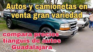 autos y camionetas varios modelos en venta tianguis de autos usados guadalajara compara precios