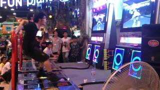 THPLC Summer2012(Pump It Up Thailand championship) - Final round [Cleaner D24]