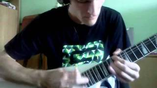 Children of Bodom - Hellion - Solo (W.A.S.P. cover)