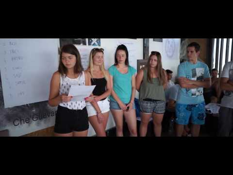 Erasmus+ First Intercultural Contact
