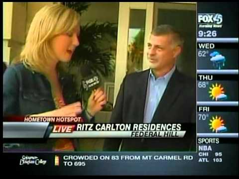 The Ritz-Carlton Residences, Inner Harbor Baltimore - BSO Decorators Showhouse - FOX45 NEWS - 9am