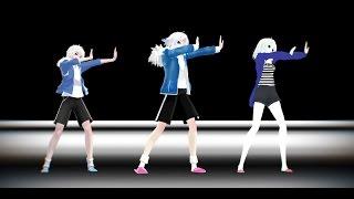 【MMD】【Undertale -Sans's】Echo【DL】