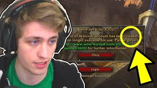 5 Times WoW Streamers Got BANNED In Game MP3