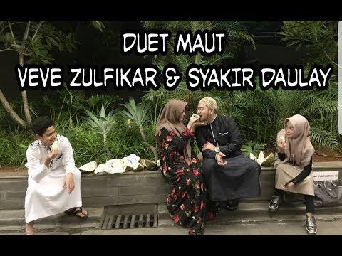 Duet Maut Veve Zulfikar Bersama Syakir Daulay | Yaa Asyiqol Mustofa (FULL)
