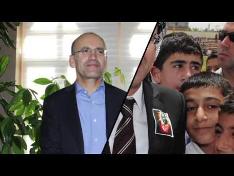 Maliye Bakanı Mehmet ŞİMŞEK'in Seçim Müziği Ve Seçim Klibi