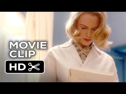 Grace Of Monaco Movie CLIP - Hitchcock Meeting (2014) - Nicole Kidman Movie HD