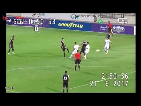 Fabricio Ortiz - Central Back - Club Shabab Al-Aqaba SC - Jordan League First Division