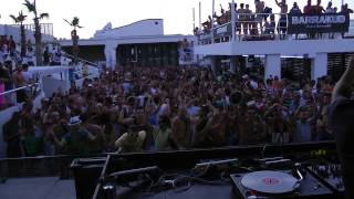 STACEY PULLEN closing set @ BARRAKUD party trip PAG island 11.08.2013
