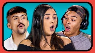 Download YOUTUBERS REACT TO 10 #1 MOST VIEWED YOUTUBE VIDEOS Mp3 and Videos