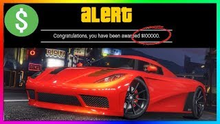 GTA 5 Online - MAKE MILLIONS EASY, FREE MONEY Is Here & BIG Discounts! (GTA V)