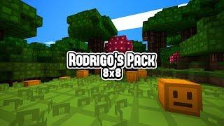 Minecraft - [8x8] Rodrigo's Pack v11.0