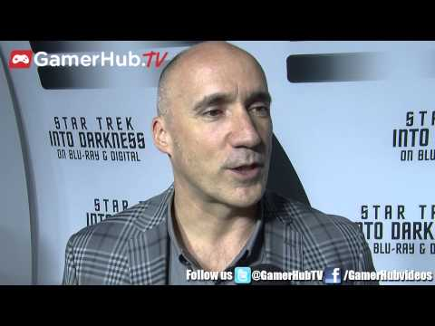 Star Trek Into Darkness Neville Page Interview