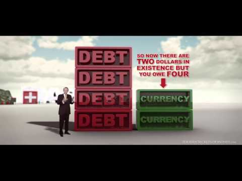 Bankers Secrets of Money. The Biggest Scam In The History Of Mankind.