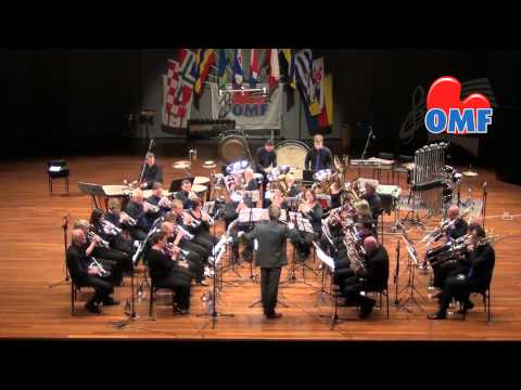 25 The Day Thou Gavest Geref Brassband Groningen