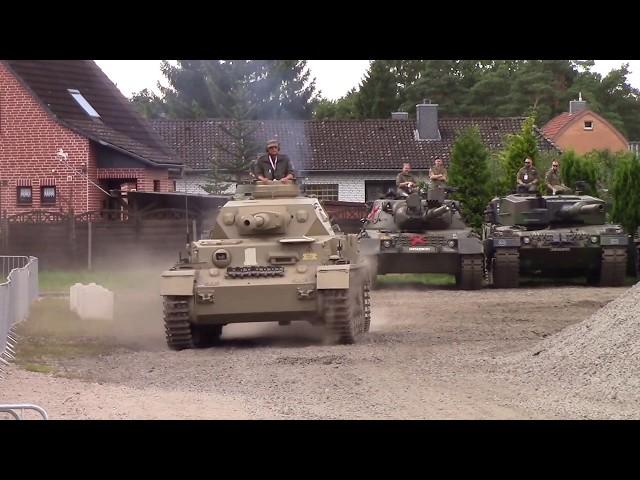 Stahl auf der Heide 2017 - Panzer IV