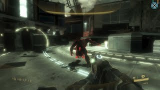 Xenia Xbox 360 Emulator - Halo 3: ODST Ingame / Gameplay! (DX12 WIP)