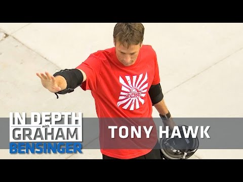 Tony Hawk on retirement