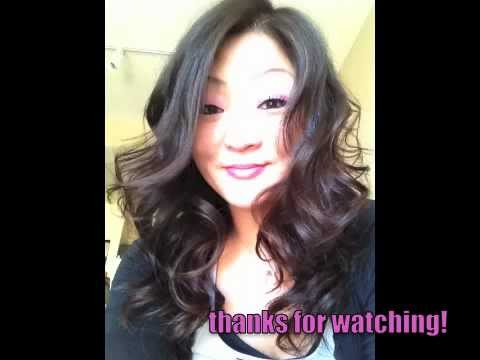 Vlog Follow Me To The Salon How I Got A 100 Free Hair Cut Color