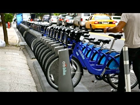 CitiBikes are a Pain in the Ass