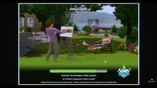 The Sims 3 on Windows 10 Gameplay