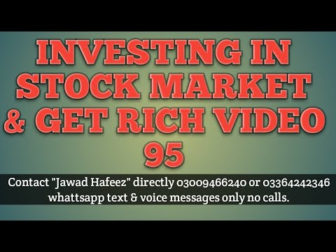 Invest in stock market & get rich video 95